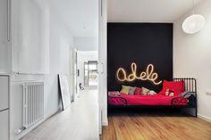 Proyecto de interiorismo y Construction Manager de rehabilitación integral de una vivienda de 145 m2 en el barrio de Sant Antoni de Barcelona