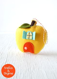 PDF-Muster Honeycrisp Cottage Ornament Muster von sosaecaetano