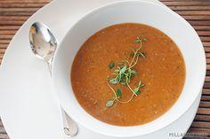 Gresk linsesuppe [Kjedelig, men OK. Kommer ikke til å lage igjen]. 20 Min, Ethnic Recipes, Food, Meals, Yemek, Eten