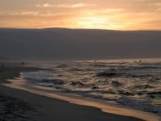 Beach morning.