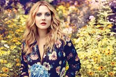 Just gorgeous! Lovely @Michelle Alft Stars in @Alyssa Lyss Makeup Ad by Diego Uchitel