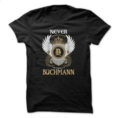 BUCHMANN Never Underestimate - #gift box #gift bags
