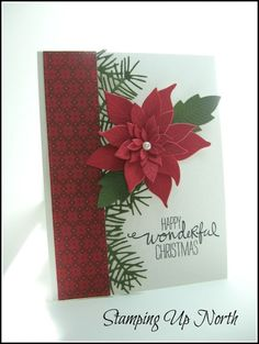 Stampin Up Merry Moments DP by lhs43 - Cards and Paper Crafts at Splitcoaststampers