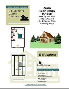 Aspin Cabin Design 20' x 30' - Roberto Nino - Álbuns da web do Picasa