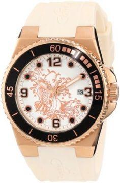 974a7e6c977 Relógio Ed Hardy Women s IM-KI Immersion White Watch  Ed Hardy Relógio  Relógios