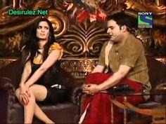 Shweta tiwari Performance with Kapil in Comedy circus Ka Naya Daur 22nd ...