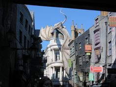 Universal Studios-Islands of Adventure December 2014 // UOR - Diagon Alley // Photo by: PNLT_BX // IMG_2899