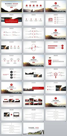 Business powerpoint template v2 updated for 2016 download at https business infographic data visualisation 29 red report powerpoint templates powerpoint templates toneelgroepblik Choice Image