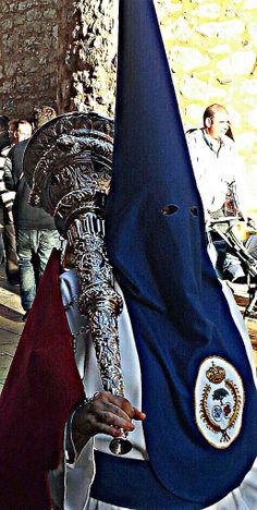 Fotografía de Gustavo Leal Gómez. Hermano del Prendimiento -Ciudad Real- Realizada con dispositivo móvil