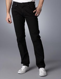 LEVI'S ® Black Stretch Skinny 511TM Jeans - Smart Value $42.99 thestylecure.com