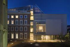 Renzo Piano, Harvard Museum Extention