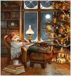 Trisha Romance «Christmas nap»