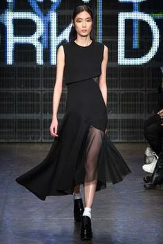 DKNY Fall 2015 Ready-to-Wear Fashion Show: Complete Collection - Style.com