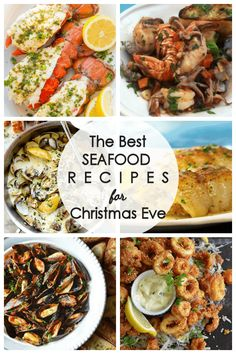 The Best Seafood Recipes For Christmas Eve The Best Seafood Recipes For Christmas Eve That You 39 Ll Need To Have A Successful And Tasty Holiday Muscles Shrimp Calamari And Seafood Menu, Best Seafood Recipes, Seafood Appetizers, Seafood Dinner, Italian Appetizers, Seafood Party, Seafood Boil, Fresh Seafood, Christmas Eve Meal