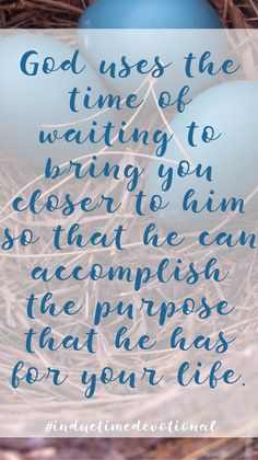 Success Quotes: QUOTATION – Image : As the quote says – Description God uses the time of waiting to bring you closer to him. Faith Quotes, Bible Quotes, Bible Verses, Scriptures, Wisdom Quotes, Quotable Quotes, Quotes Quotes, Christian Movies, Christian Quotes