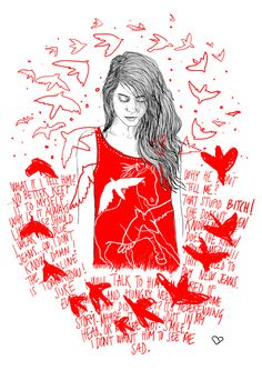 Myokard by Dana Svobodova, via Behance