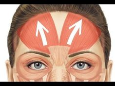 Facial Aerobics Exercises Rocks! How To Get Rid Of Frown Lines And Foreh...