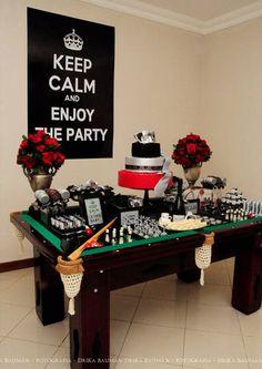 Aguardamos a sua presença no dia 14-12-16 às 19h, para comemorar nosso Aniversario Thiago Bontorim   Alexandre Prates