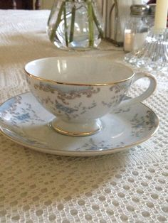 Vintage W Dalton Imperial China Japan Seville by Visualaromas, $12.50