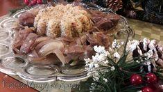 Αλμυρό μενού Πρωτοχρονιάς Greek Cooking, Food And Drink, Vegan, Chicken, Christmas, Xmas, Navidad, Noel, Vegans