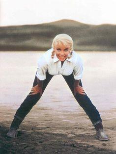 Marilyn Monroe in The Misfits (Dir: John Huston, 1961)