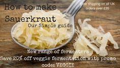 veggie promotion Probiotic Drinks, Kombucha How To Make, Water Kefir, Vegan Yogurt, Kombucha Tea, Tempeh, Sauerkraut, Promotion, Veggies