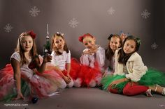 Photo Session for Christmas - <3