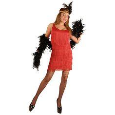 Flirty Flapper Costume | Halloween Costumes | Pinterest | Flappers ...