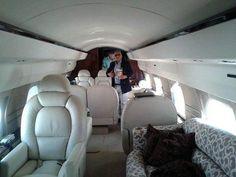25 Ex Narco Ideas Aircraft Private Plane Private Jet Interior
