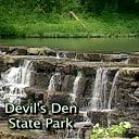Arkansas (Fall Trip) Hiking @ Devils Den State Park (Airfare to Tulsa $100, 135 mile drive-2.5 hours, Cabin in park $105)