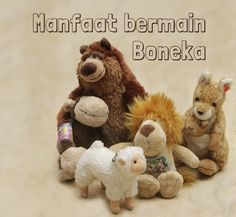 Manfaat Bermain Boneka :: The Benefit of playing with Dolls :: What children learn from playing :: Learning through Playing