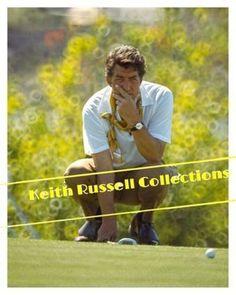 Dean Martin on Golf Course 8x10 Photo via Negative DM33 @DinosPlace