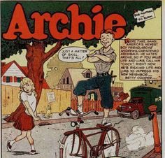bob montana archie first appearance in pep comics