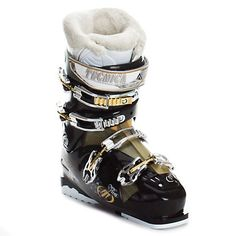 Tecnica Viva M8 Womens Ski Boots  Love them!!  Gift from hubby for 40th wedding anniversary!