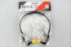 4 x Gehörschutz Schaum auf Bügel 26dB LÄRMSCHUTZ Ohrenstöpsel Ohr-Stöpsel BAU  | eBay