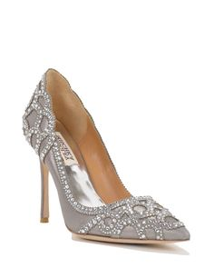 ROUGE-II evening shoes by Badgley Mischka, now available at the official website. Free shipping, exchanges, and returns.