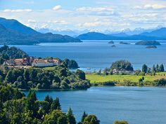 Hotel Llao Llao. Bariloche, Argentina. Foto tomada por mí :)