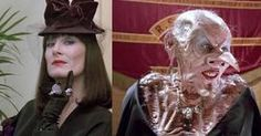 The grand high witch from the witches