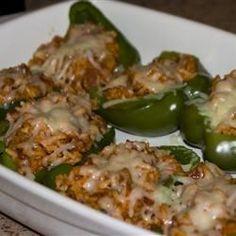 Stuffed Peppers Allrecipes.com