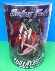 STAR WARS UNLEASHED TARGET EXCLUSIVE BOBA FETT (2006)