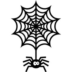 This spider and web are sure to make a great embellishment for your Halloween projects! the web with the spider and the web without the spider. Diy Halloween, Photo Halloween, Moldes Halloween, Manualidades Halloween, Adornos Halloween, Halloween Door Decorations, Halloween Quotes, Halloween Pictures, Halloween Projects