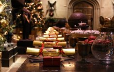 harry potter christmas - Google Search