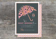 Image of Baby Girl Shower Umbrella (10)