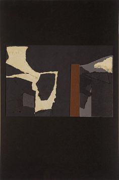 Untitled, 1972 by louise nevelson. Medium: Paper collage mounted on paperboard; Painting Collage, Collage Art, Painting & Drawing, Louise Nevelson, Artist Sketchbook, Paper Drawing, Abstract Expressionism, Online Art, Art Images