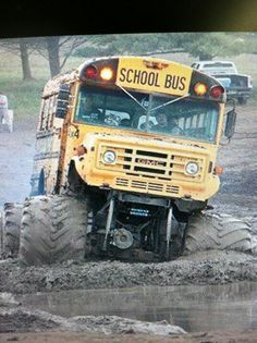 Bus drivers gone wild.