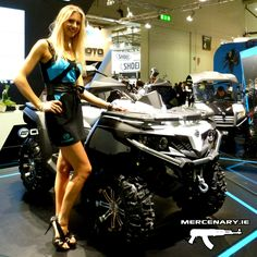 Motorcycle Girls of EICMA 2013