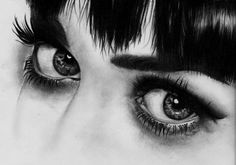 40 Beautiful and Realistic Pencil Drawings of Human Eyes