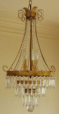 Hallie chandelier, Julie Neill.  The best!