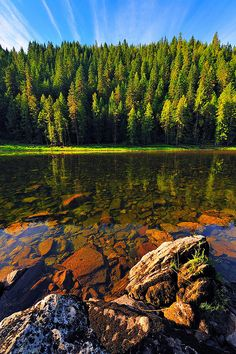 Selway River by schnitzerphoto, via Flickr