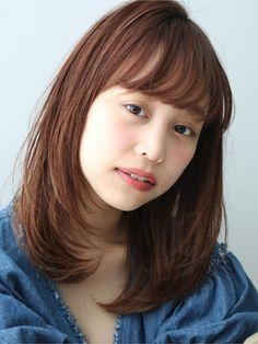 ナチュラルストレート◯ - 24時間いつでもWEB予約OK!ヘアスタイル10万点以上掲載!お気に入りの髪型、人気のヘアスタイルを探すならKirei Style[キレイスタイル]で。